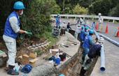 浜松市で生曲げ配管部を掘上調査/経年管の長期耐久性能検証へ/ポリテック
