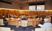 玉川上水活用で外濠アオコ対策/基本戦略委で情報共有/水の安全保障戦略機構