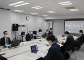 制度の方向性テーマに座談会も/オンラインで常任幹事会開く/定時総会は書面審議に/下水道研究会議