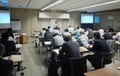 小規模管路DB 来年度から試行/工事の早期発注、品質向上へ/研修会開き職員や受注者に説明/会津若松市上下水道局