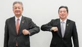 新社長に菊本取締役/串田社長は取締役会長に/栗本鐵工所