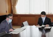 最優秀提案者はメタG/検討委が村井知事に答申/みやぎ型管理運営方式/宮城県