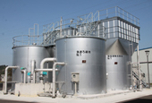 竪型凝集沈澱池で省スペース実現/浄水場が本格稼働、防災拠点にも/和歌山県広川町