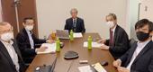 国土強靱化や脱炭素など提案/国交省と意見交換/FJISS